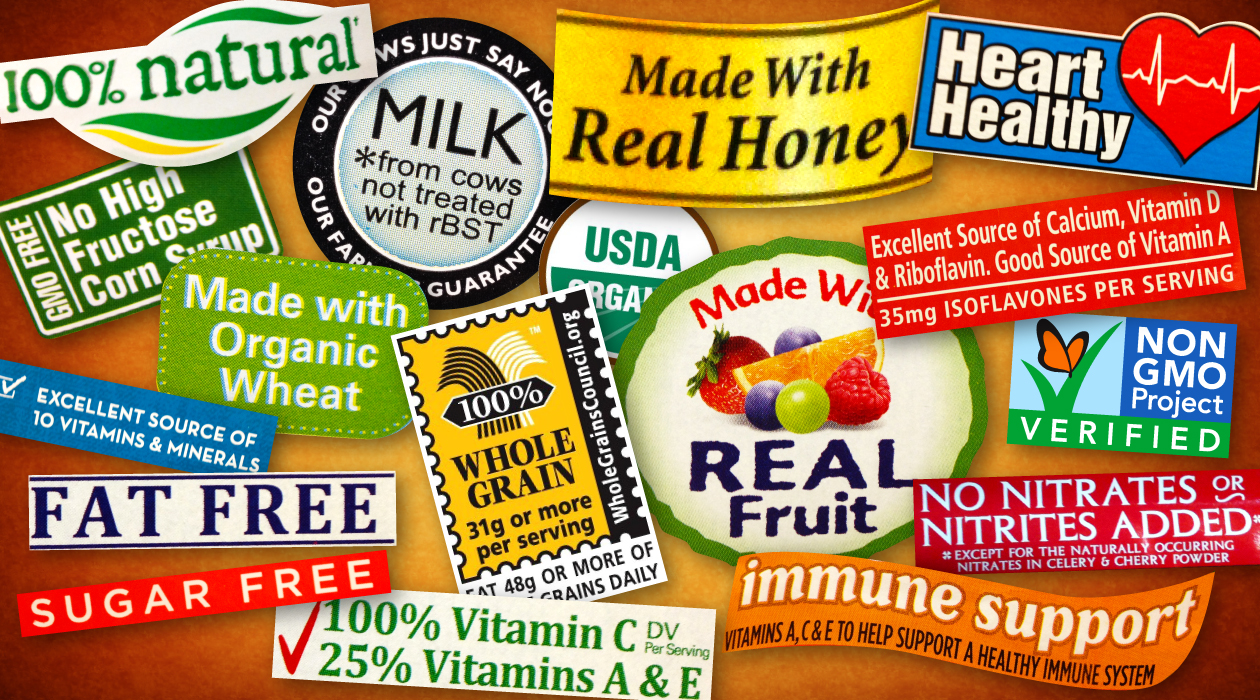 How Are Foods Ingredients Listed On Most Food Labels